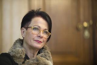 Nach 14 Jahren verabschiedet sich Ana Blatnik und  dankt für die Zusammenarbeit
