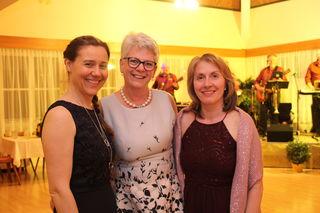 Organisatorinnen: Sabine, Martina und Elisabeth