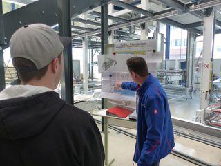 Manche Jugendliche brauchen mehrere Berufspraktika, um herauszufinden welche Arbeit für sie passt. Die Produktionsschule Lienz hilft dabei.