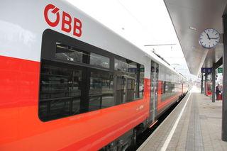 Glänzende Aussichten: neue Züge für den Regionalverkehr im Brixental