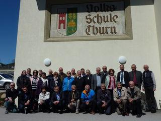 Die Frühjahrstagung der Osttiroler Chronisten fand am Samstag, den 7. April 2018 in Thurn statt.