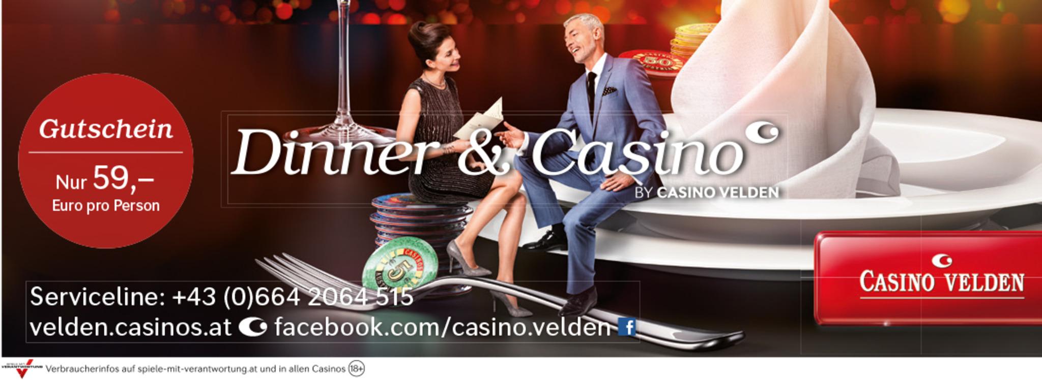 Dinner Und Casino MenГј