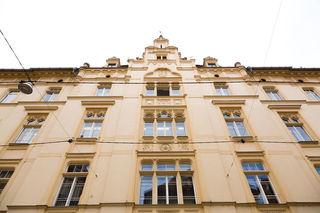 Zentral gelegen: Das Amt für Gemeindeabgaben liegt gemeinsam mit anderen städtischen Ämtern in der Schmiedgasse 26.