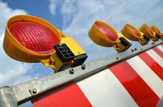 Auch dieser Baustellensommer bringt zahlreiche Verkehrsbehinderungen mit sich.