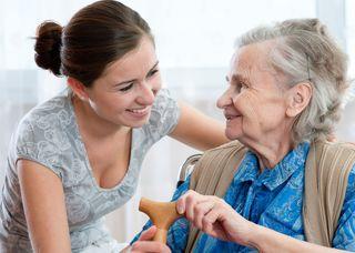 Die Zahl der Anträge auf Aufnahme in ein Pflegeheim sind um über 50 Prozent gestiegen.