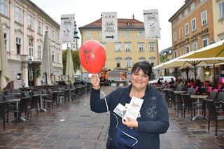 Zeitreise 2017: Da war das Budget noch da, nun steht die IG Innenstadt auf wackeligen Beinen. Cornelia Hübner sagt, den neuen Zusatzvertrag könne sie so nicht unterschreiben.