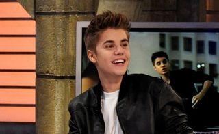 Justin Bieber verbringt den tag mit Freunden
