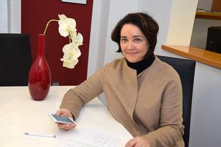 Bezirkshauptfrau Michaela Rohrmoser, die Wahlleiterin im Lungau.