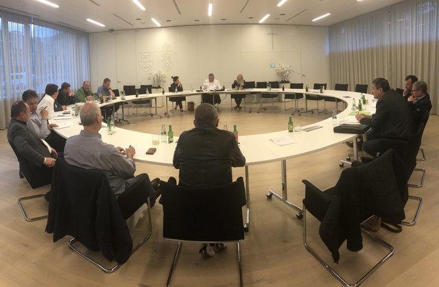 In Lannach trafen sich die Bürgermeister des Bezirks Deutschlandsberg zu einer Gemeindebund-Vollversammlung mit vielen Themen.