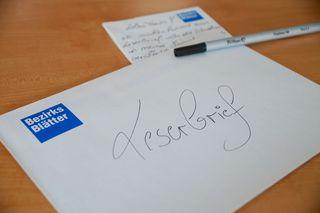Schicken auch Sie ihre Leserbriefe: flachgau.red@bezirksblaetter.com