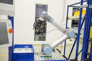 Robotik spielt eine immer größere Rolle.