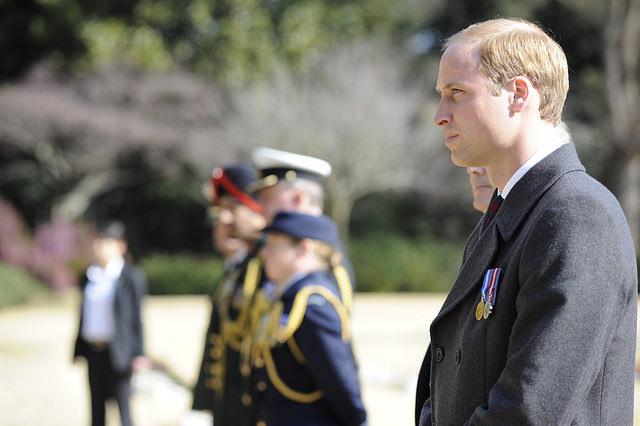 Bekommt Prinz William einen Sohn?