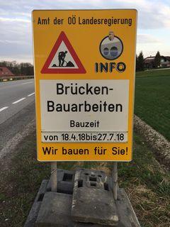 Nicht am 18. April, sondern erst am 2. Mai werden die Bauarbeiten beginnen – und die B137 gesperrt werden.