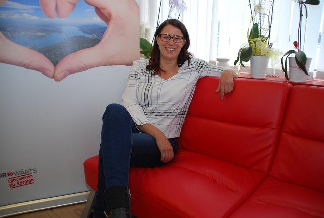 Sara Schaar (33) wurde am 12. April als SPÖ-Landesrätin angelobt