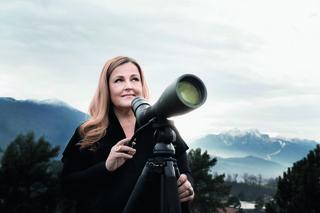 Carina Schiestl-Swarovski, Vorstandsvorsitzende von SWAROVSKI OPTIK