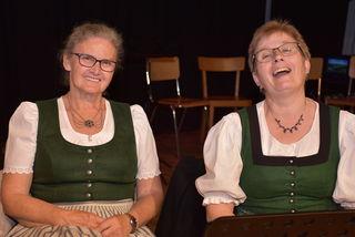 Echo der Heimat, Maria und Poldi, Rechberg-Pierbach