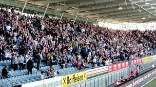Gute 8000 Fans waren dabei, wie der SK STURM Graz die Tore geschossen hat.
