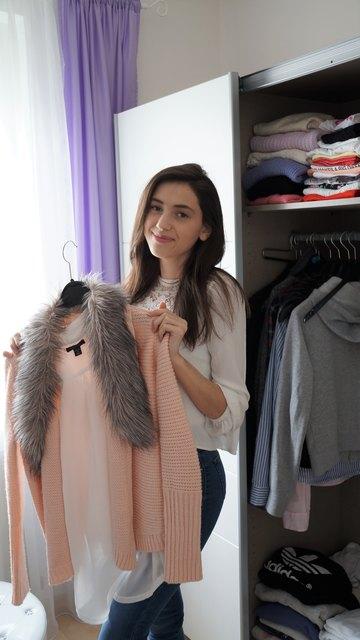 Dieses Outfit trug Quendresa bei der Bewerbung für Miss NÖ