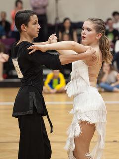 Fotocredits: Regina Courtier - Lena Hirschvogl & Dominik Lauda in Jun II C Latein