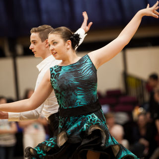 Fotocredits: Regina Courtier - Victoria Lauda & Ondrej Vana, Bronze Jugend D Latein