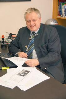 WKO-Regionalstellenobmann Josef Majcan
