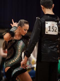Fotocredits: Regina Courtier - Julia Trepa & Alexander Lauda in Jugend A Latein