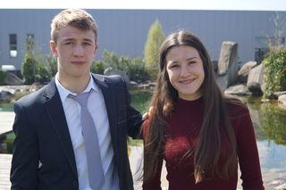 Jakob und Melanie Wiesinger