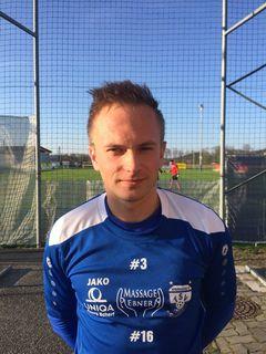 Zan Horvath erzielte für Pöllau das entscheidende 2:0.