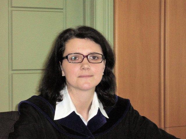 Richterin Doris Wais-Pfeffer
