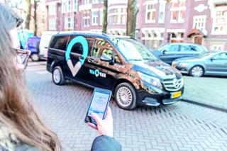 Der On-demand Ridesharingdienst ViaVan ist nun in Amsterdam gestartet.