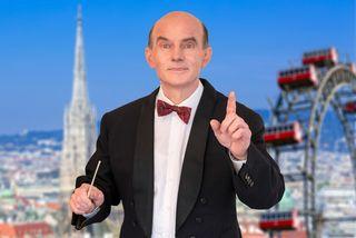 Dirigent und Komponist Alexander Blechinger