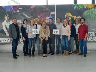 """Auftaktveranstaltung des Projekts """"Region macht Schule"""" der Leaderregion Sauwald-Pramtal."""