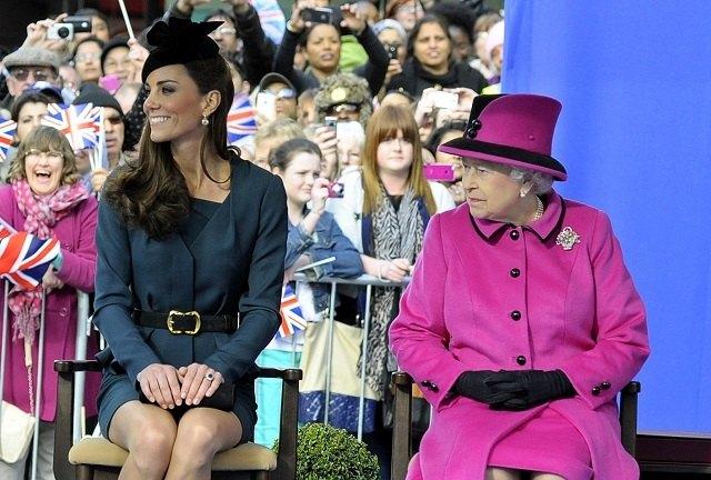 Kate Middleton ist ein Vorbild für Meghan Markle
