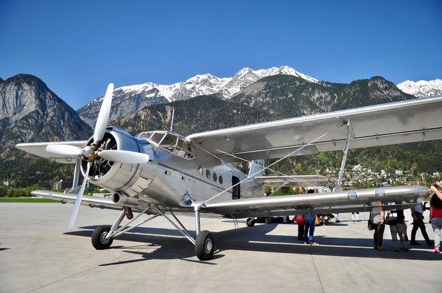 Legende der Luftfahrt: Die Antonov AN-2 ist der größte einmotorige Doppeldecker der Welt!