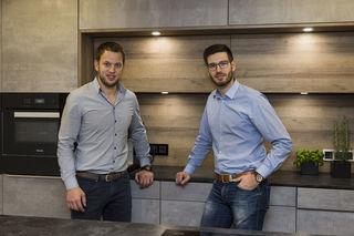 Johannes Haberfehlner und Patrick Schachinger.