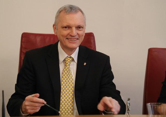 Der Eugendorfer Josef Schöchl, Bezirksparteiobmann der ÖVP Flachgau, zeigte sich positiv überrascht über die massiven ÖVP-Zugewinne.