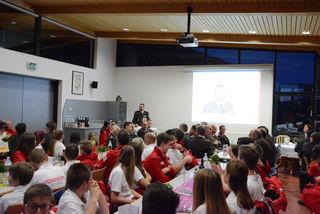 Bei der Ortsversammlung des ÖRK-Sillian wurde ein Rückblick auf das 40. Vereinsjahr präsentiert.