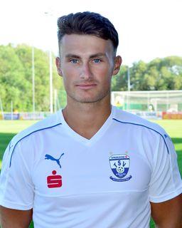 Josip Lepen schoss Pöllau mit zwei Treffern zum Sieg.