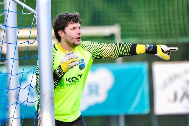 Natters-Goalie Markus Egger gibt die Richtung vor: 5 Spiele, 5 Siege, 15 Tore geschossen und nur 2 erhalten!