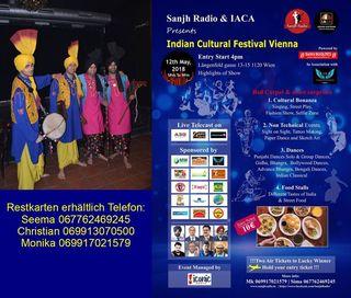 Indien - Österreich Kulturverein