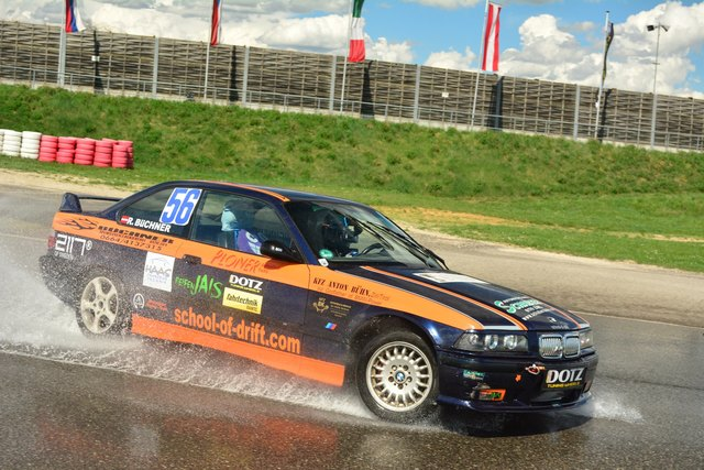 Ronny Büchner BMW - 2WD R1 - E36 325i