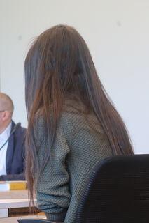 Angeklagte Mutter (29) hat den Schaden gutgemacht.