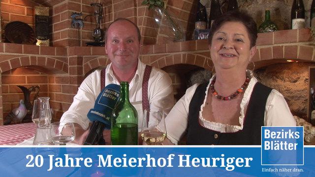 Gerhard und Sylvia Weißenhofer im Interview.