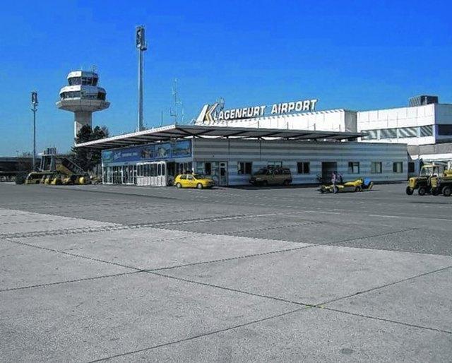 Der Klagenfurter Flughafen geht zu 74,9 Prozent an Lilihill