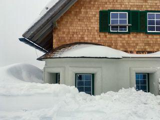Zu viel Schnee: Die Klagenfurter Hütte wird wahrscheinlich erst in der zweiten Mai-Hälfte wieder öffnen
