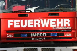 Am 24. April kam es in einer Firma in Radstadt zu einem Brand.