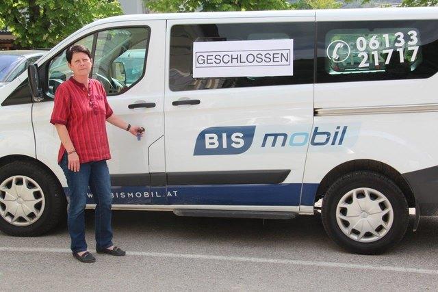 Das BIS - Mobil wird mit Ende April eingestellt.