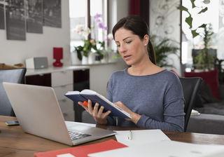 """Beim """"Home Office"""" zählt Leistung statt Präsenz. Voraussetzung für das Arbeiten von Zuhause ist Vertrauen."""