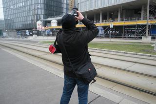 Fotospaziergang im kalten Februar 2018