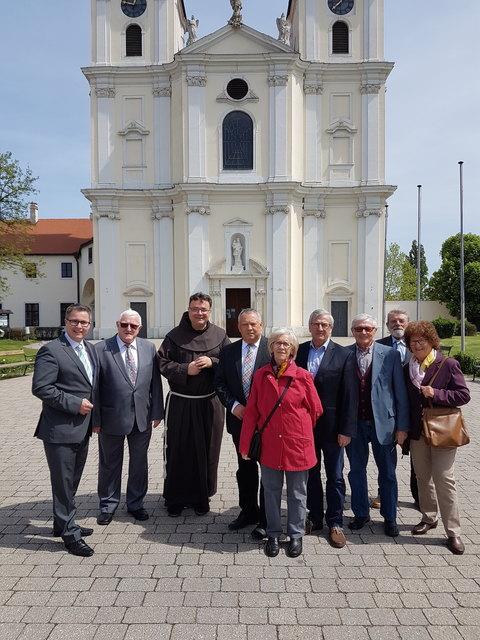 Frauenkirchen in Burgenland - Thema auf zarell.com